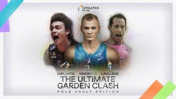 """Oggi 3 maggio Duplantis, Kendricks e Lavillenie si sfideranno nell'asta nell'evento a distanza """"scontro finale in giardino""""- IL LIVE STREAMING"""