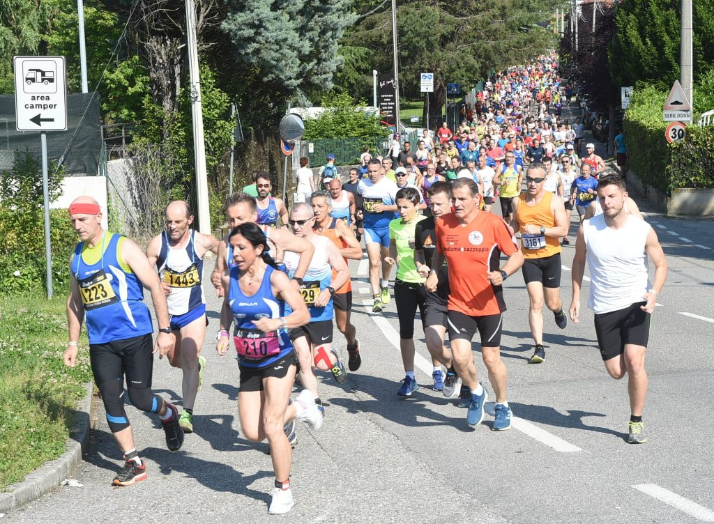 Lago di Comabbio Run - CORRI con SAMIA: virtual race a scopo benefico