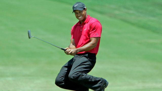 """Tiger Woods afferma che correre 50 km a settimana all'inizio della sua carriera ha """"distrutto"""" il suo corpo"""