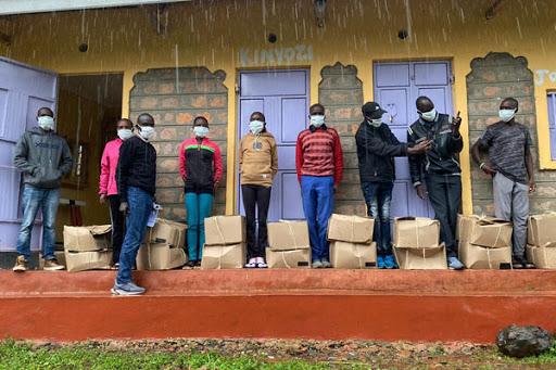 Grande gesto di Eliud Kipchoge:  guida la missione di soccorso Covid-19 per gli atleti kenioti in difficoltà
