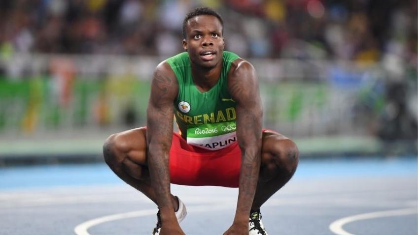 Doping: il grenadino Taplin è stato squalificato per quattro anni dopo che il CAS ha respinto l'appello