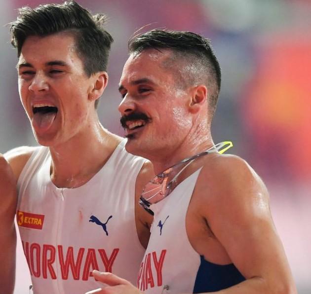 Jakob e Henrik Ingebrigstens torneranno in gara per battere il record dei 5 km su strada mercoledì 20 maggio