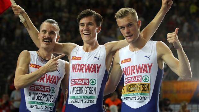 Ingebrigtsen e Moen tornano in gara al Boysen Memorial di Oslo (29 e 30 giugno)