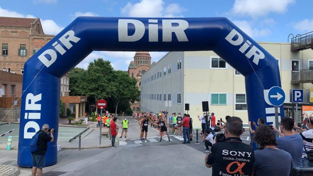 """In Spagna si è corso il """"Sant Pau Mile"""", gara su strada che torna dopo lo stop dell'8 marzo per il coronavirus"""