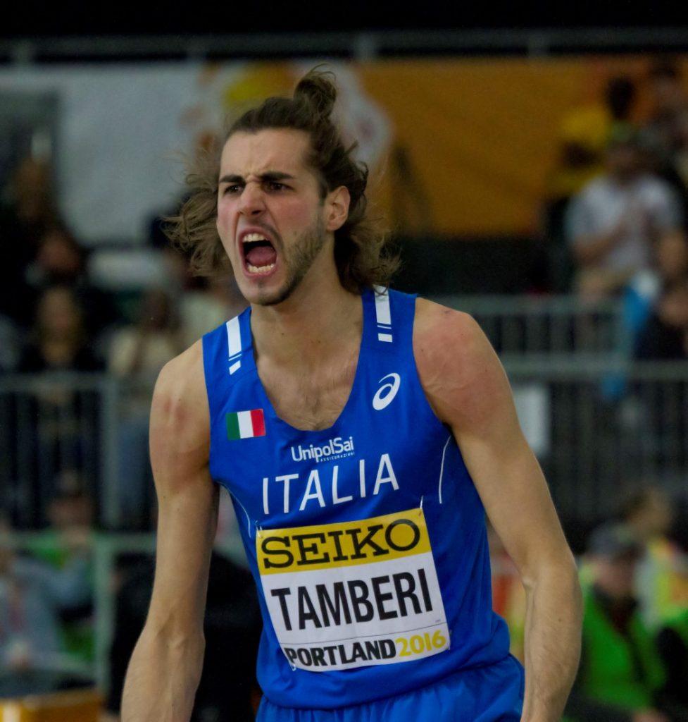 """Gianmarco Tamberi a SuperNews: """"Stupito positivamente dal mio debutto stagionale. Radermi la barba a metà? E' nato tutto per gioco…"""""""