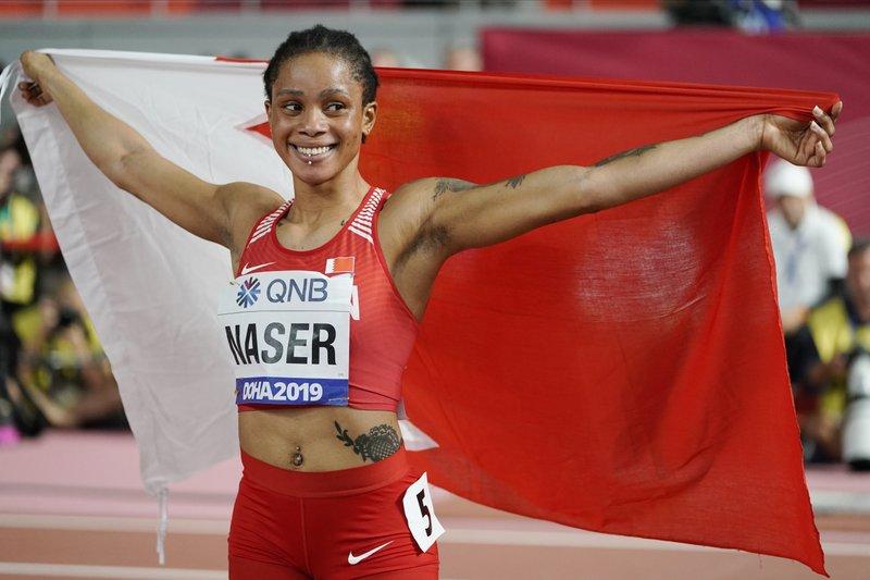 Doping: Salwa Eid Naser sarebbe già stata sotto inchiesta quando vinse i mondiali nei 400 metri a Doha