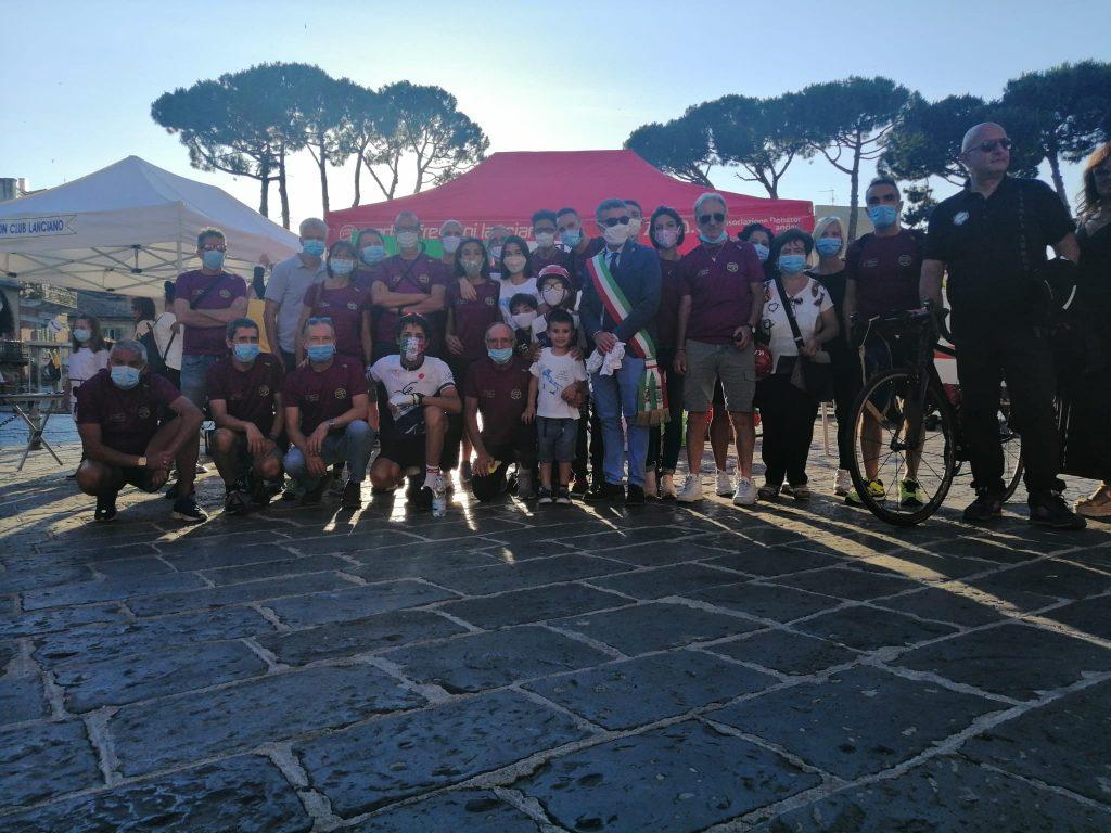 Paraciclismo -- Obiettivo Tricolore: festa nella festa a Lanciano per Fabio Serraiocco e con l'abbraccio virtuale ad Alex Zanardi