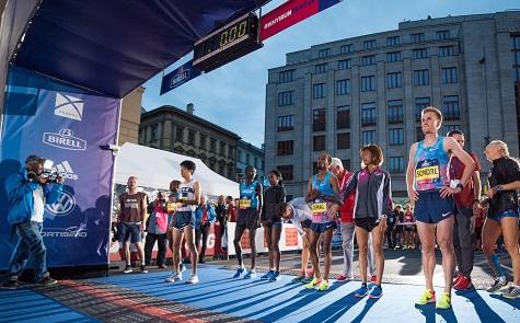 Annullata  la maratona di Praga