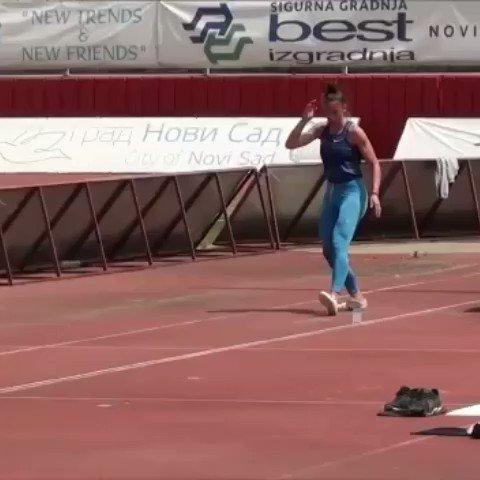 Ivana Spanovic inizia bene la stagione con un salto di m. 6,80-IL VIDEO