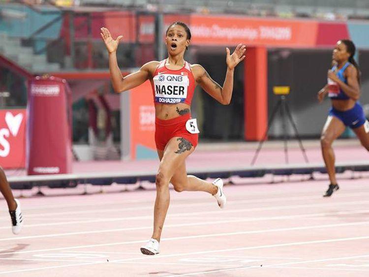 Doping: squalifica per Salwa Eid Naser (Bahrain) campionessa mondiale dei 400 metri