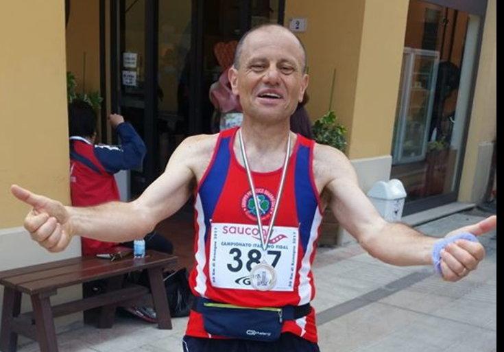 Muore stroncato da un malore il runner fidentino Fabrizio Macchiavelli
