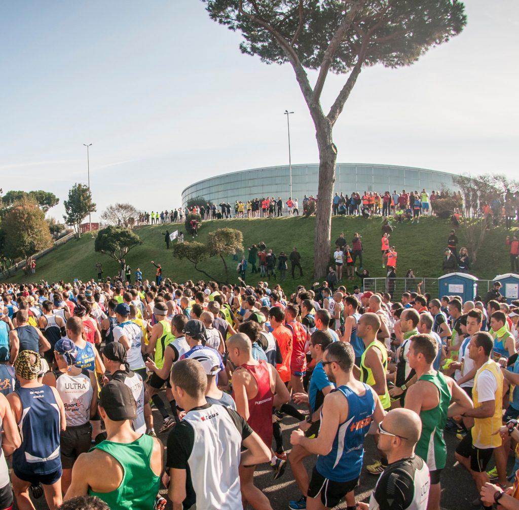 La RomaOstia Half Marathon ufficialmente rinviata al 2021