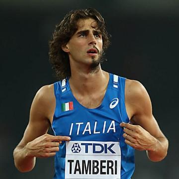 Gianmarco Tamberi esordirà il 20 giugno a Formia