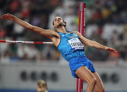 Gianmarco Tamberi salta 2,25 a Formia dopo lo stop per il coronavirus