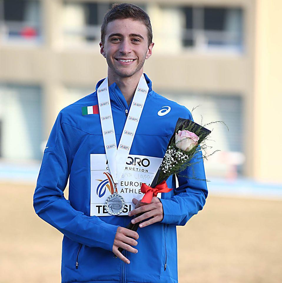 Il San Paolo brilla con Andrea Romani, il napoletano vince gli 800 metri