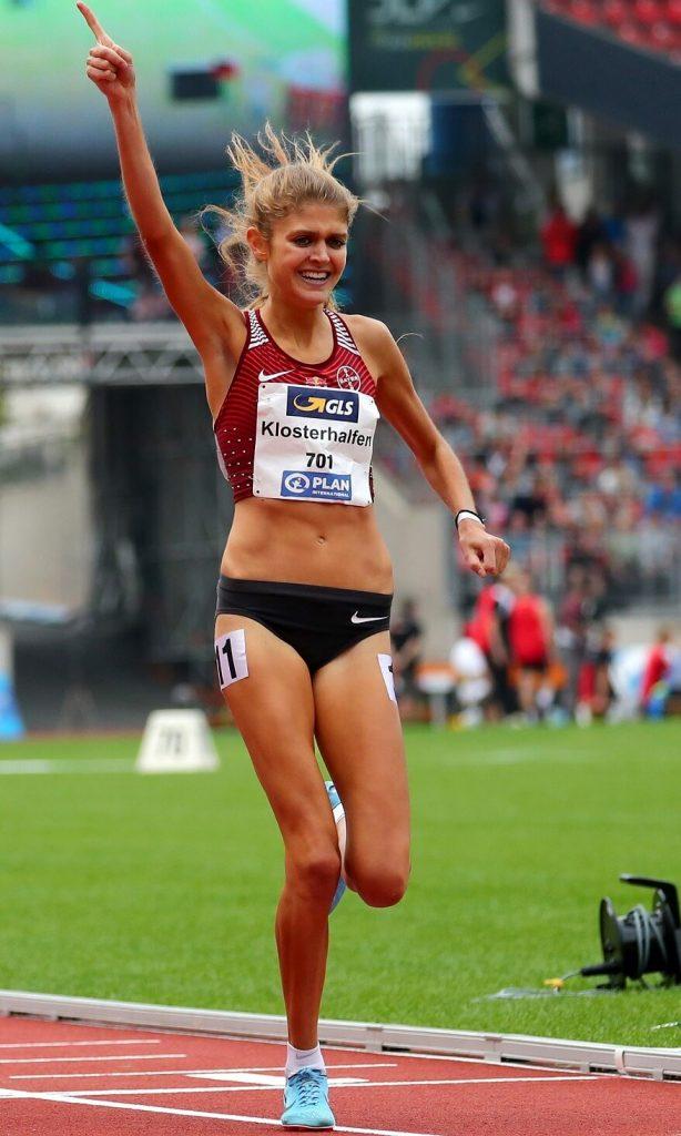 Mezzofondo a Portland: Klosterhalfen apre la stagione con un 1000m in 2: 37.05