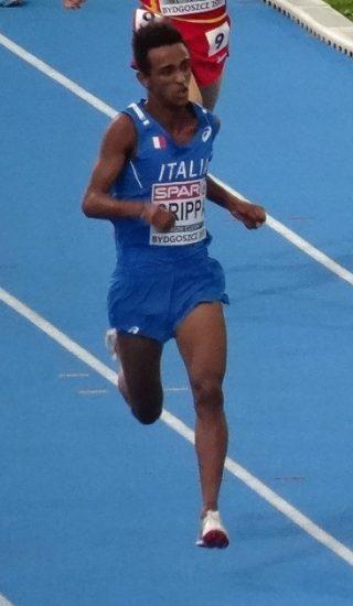 Yeman Crippa esordisce più che positivamente a Cles sui 1500 metri