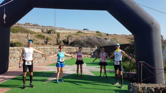 Angelica Monestiroli e Calogero Di Gioia i più bravi della prima Tappa del Giro Podistico di Ustica 2020.