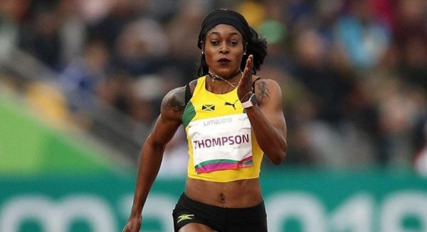 Elaine Thompson devastante 10.73 a Kingston, ma con il vento!