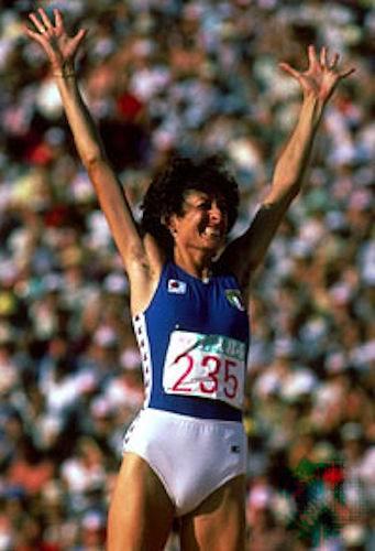 Sara Simeoni: 40 anni fa il trionfo olimpico