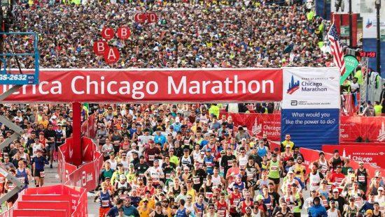 La maratona di Chicago è l'ultima ad essere annullata a causa del coronavirus