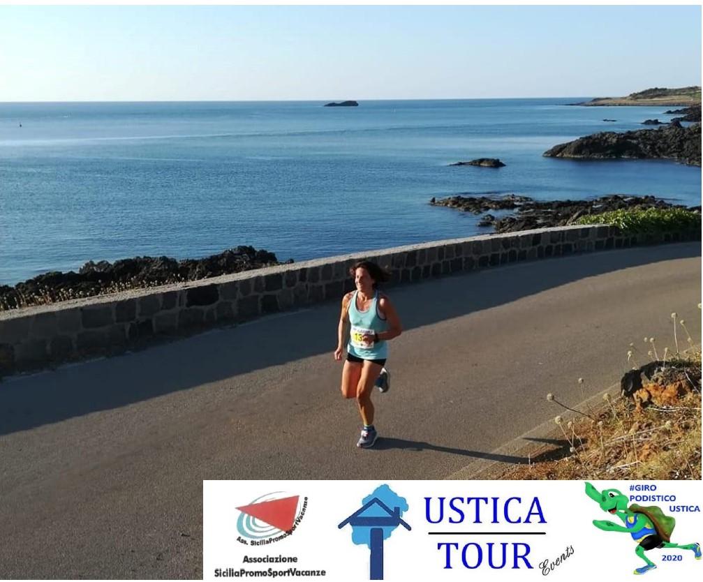 La vacanza sportiva dell'estate 2020 è servita, al via l'edizione speciale del Giro Podistico a tappe Isola di Ustica.