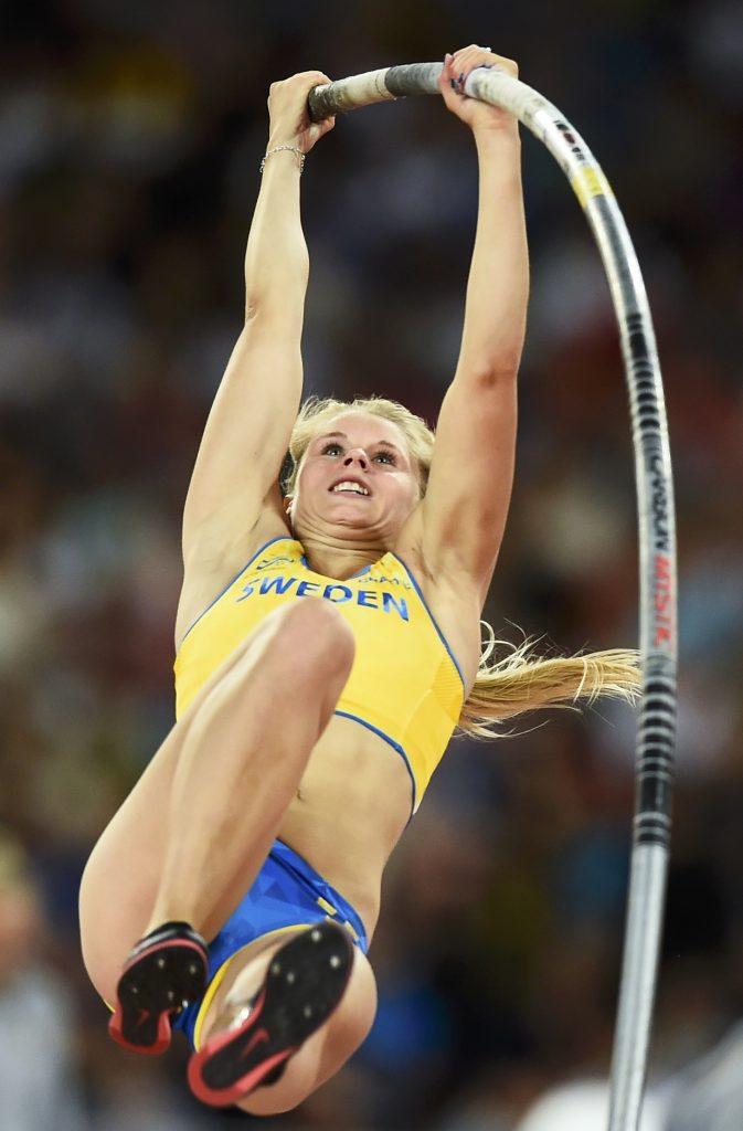Asta: la svedese Michaela Meijer salta 4,83