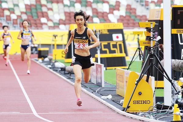 In Giappone Nozomi Tanaka batte il record nazionale dei 1500 metri