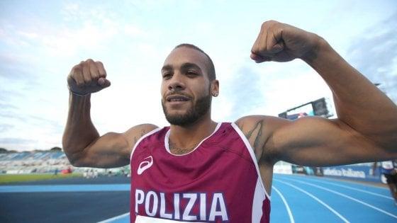Assoluti Padova: i 100 metri vanno a Jacobs, Tortu non corre per un risentimento
