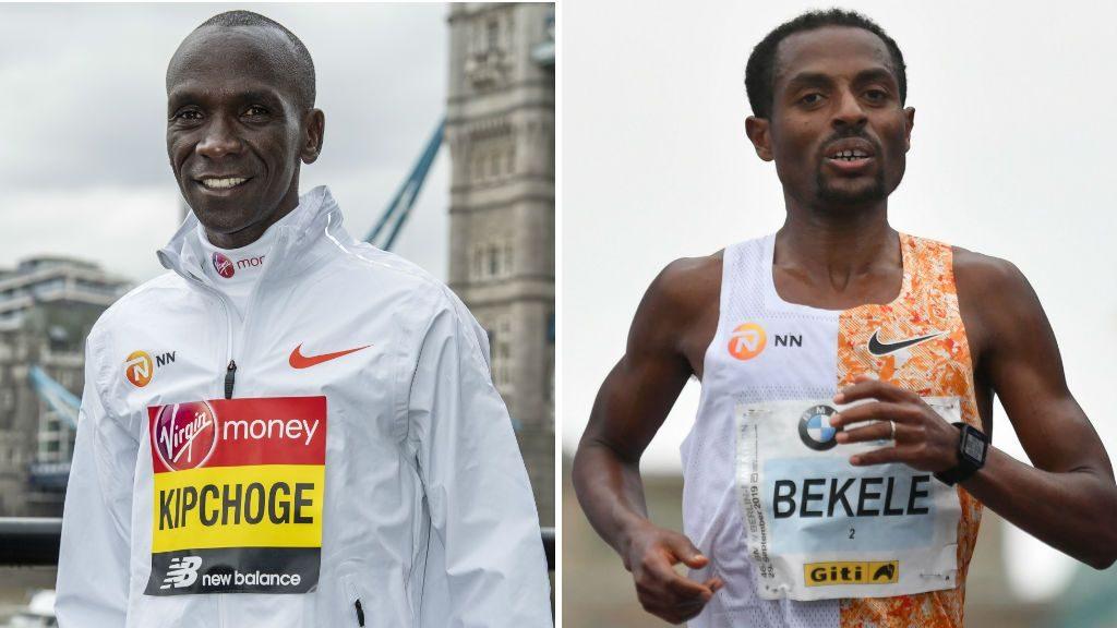 Eliud Kipchoge contro Kenenisa Bekele: confermata la sfida nella Maratona di Londra il 4 ottobre 2020