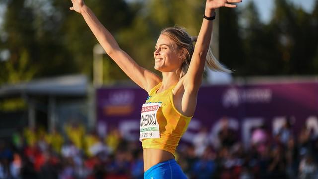 Levchenko realizza la miglior prestazione mondiale con 2,00 m a Bydgoszcz