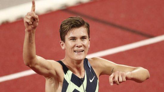Grandissimo record europeo di Jakob Ingebrigtsen nei 1500 metri a Monaco