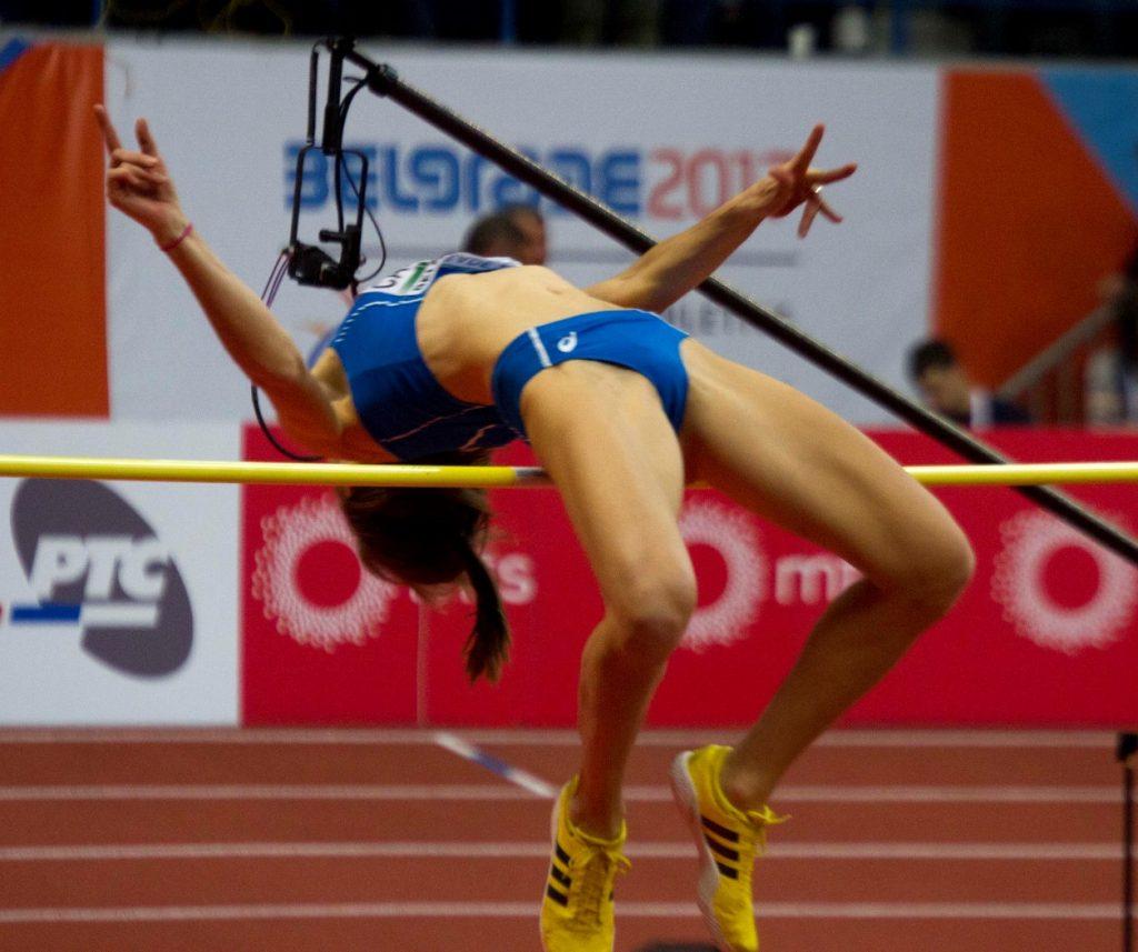 Salto in alto: i risultati di Serena Capponcelli e Idea Pieroni