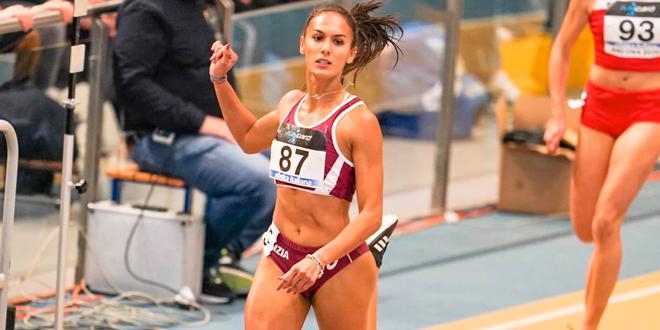 Dalia Kaddari arriva ad un soffio dal record italiano U.20 nei 100 metri a Sassari