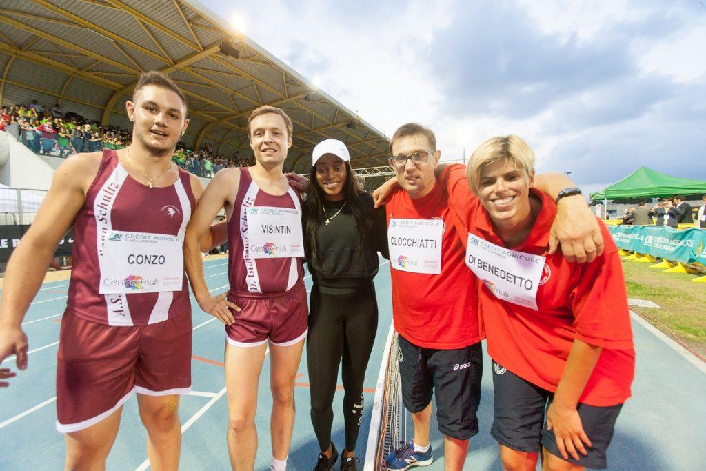 Meeting Sport Solidarietà - gare paralimpiche e lo sport a sostegno dell'inclusione sociale