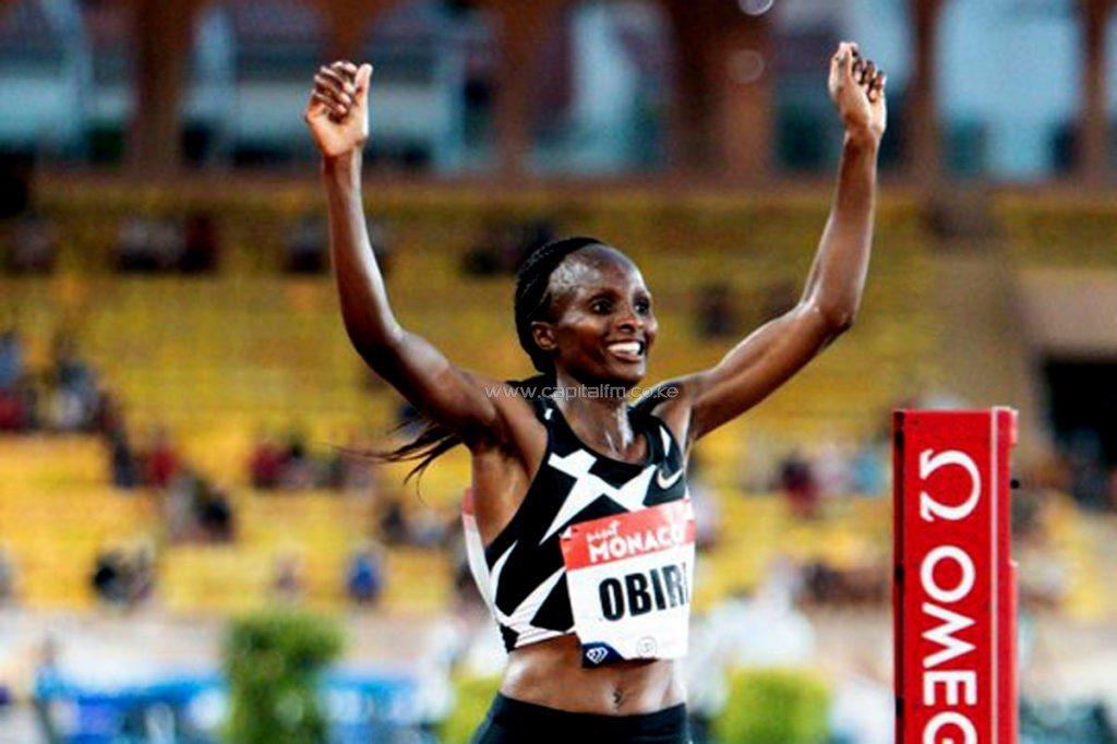 Risultati Monaco: Hellen Obiri vince i 5000 con il miglior crono mondiale
