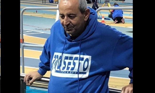 Muore improvvisamente Vincenzo Leggieri, dirigente e allenatore della Pro Sesto