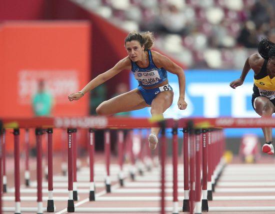 Doha- Qatar, dal 27/09/2019 al 06/10/2019 , IAAF World Championships Doha 2019, Campionati Mondiali di Atletica Leggera 2019 - - foto di Giancarlo Colombo/A.G.Giancarlo Colombo