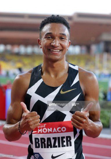 Risultati Monaco: Donavan Brazier miglior prestazione mondiale negli 800 metri