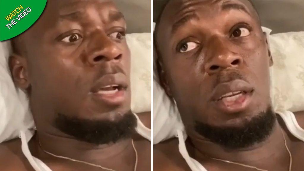 Usain Bolt conferma di essere in quarantena dopo un test positivo al Covid-19