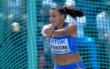 Sara Fantini migliora ancora il PB nel martello a Udine