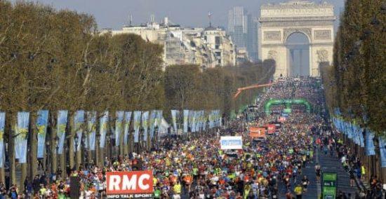 Cancellata la Maratona di Parigi a causa del coronavirus