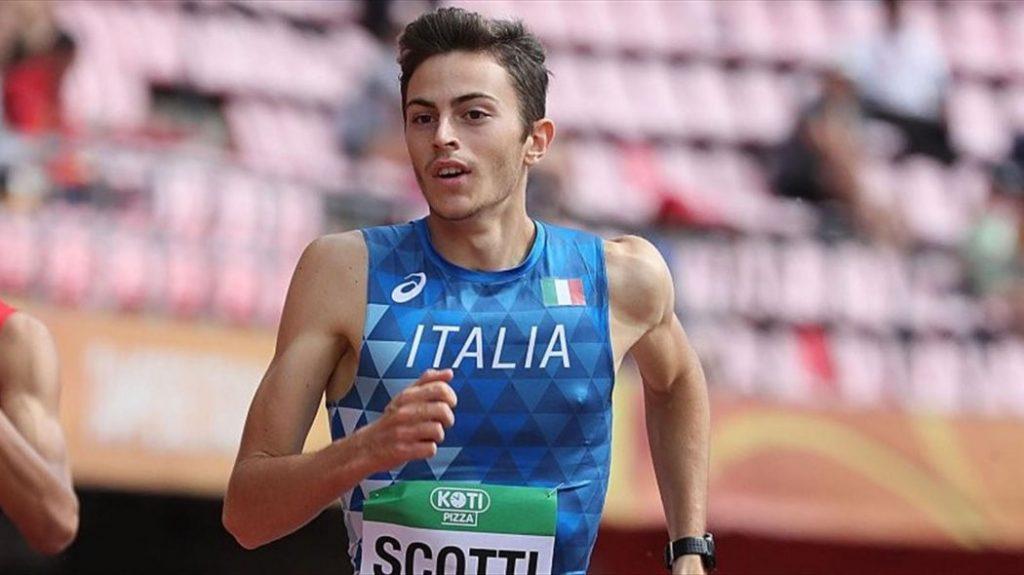 Gran tempo di Edoardo Scotti  nei 400 metri a Bydgoszcz, in Polonia