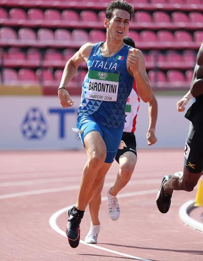 A Sollentuna Simone Barontini avvicina il record stagionale