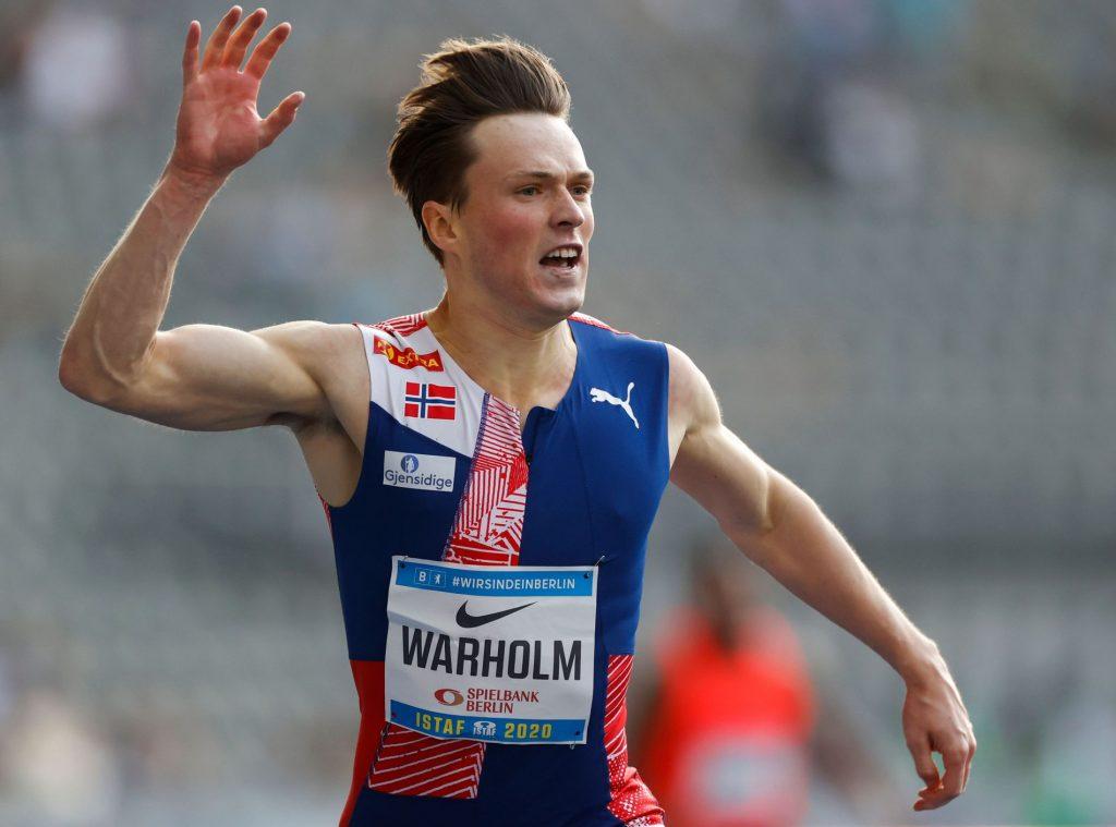 Golden Gala: Karsten Warholm vince i 400 ostacoli ancora vicino al record del mondo