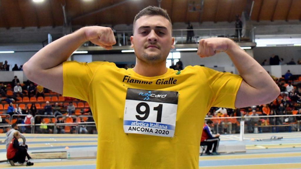 Carmelo Musci inarrestabile! Ancora un record italiano junior nel disco