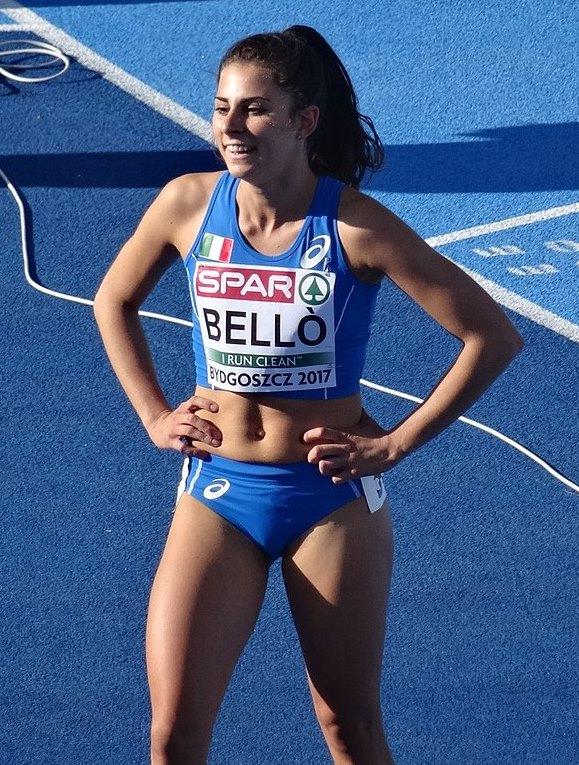 Elena Bellò arriva ad un soffio dal PB nei 1500 metri a Marsiglia