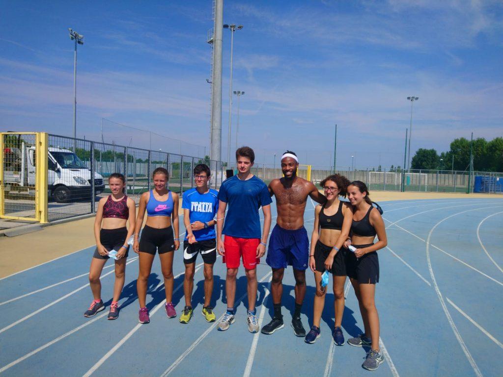 Atleti internazionali scelgono il FVG dopo aver partecipato al Meeting Sport Solidarietà