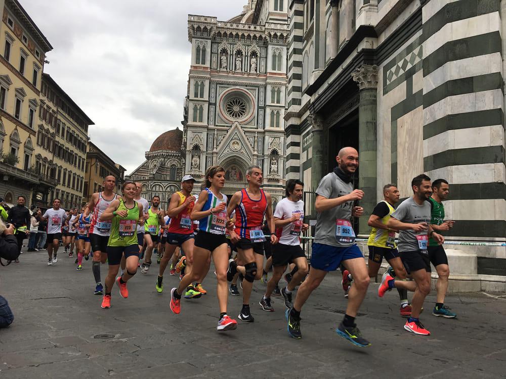 Cancellata la Firenze Marathon 2020