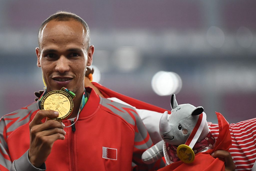 Doping: mezzofondista del Bahrain dovrebbe essere privato della medaglia d'oro dei Giochi Asiatici 2018